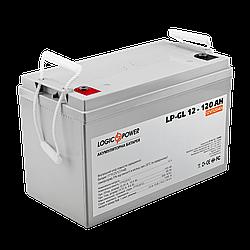 Акумулятор гелевий LP-GL 12 - 120 AH SILVER