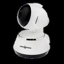 Бездротова поворотна камера GreenVision GV-087-GM-DIG10-10 PTZ 720p