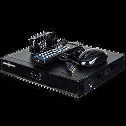 AHD відеореєстратор 8-канальний GreenVision GV-AS 031/08 1080P