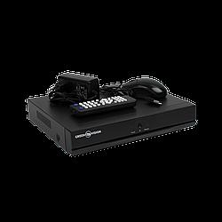 AHD відеореєстратор 4-канальний GreenVision GV-A-S032/04 1080N