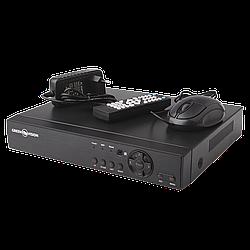 УЦ (4237) гібридний Відеореєстратор AHD Green Vision GV-AS 030/04 * 1080P
