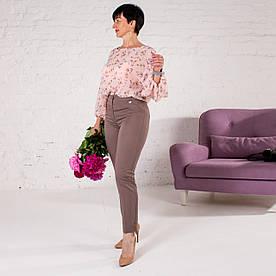 Жіночі укорочені брюки Пекла беж