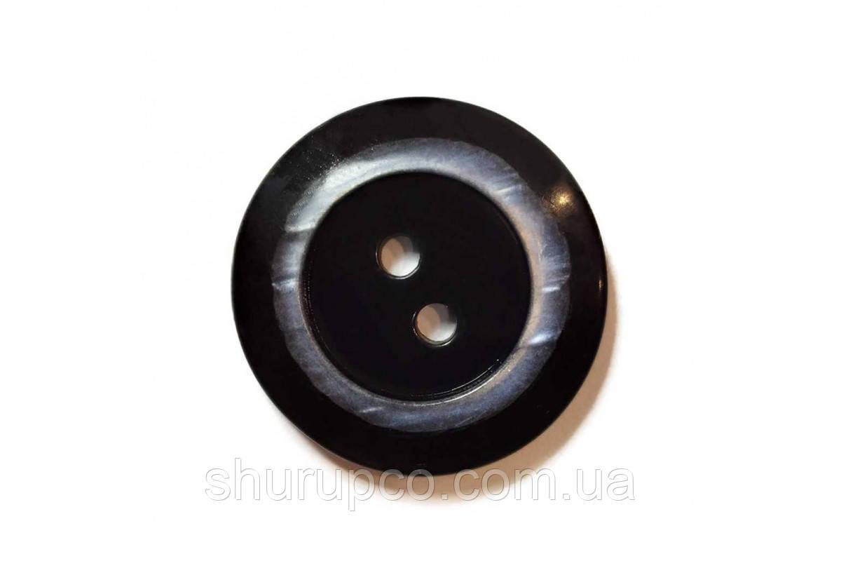 Ґудзик на два удари 38 мм №8754 (100 шт)