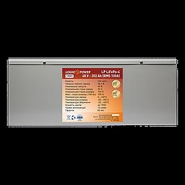 Аккуумуляторные батареи LiFePO4 LogicPower