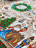 Скатертина рогожка Лапландія, фото 4