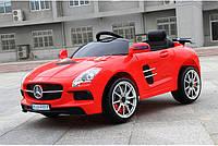 Электромобиль детский Mercedes AMG M 2760 EBRS-3 красный***