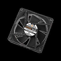 Вентилятор 3pin + 4pin 80 мм (Molex питание) LP F8NBD