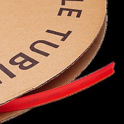 Термоусадочная трубка 8 мм (красная)