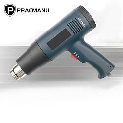 Промисловий фен 2000W з насадкою PRACMANU RFQ11