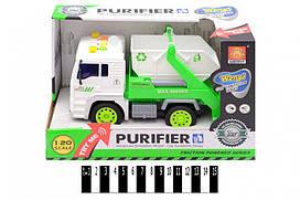 Машинка Вантажівка WY520В, муз. світ