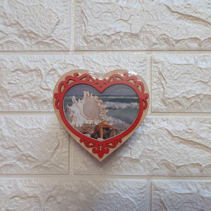 Шкатулка Сердце малое ф