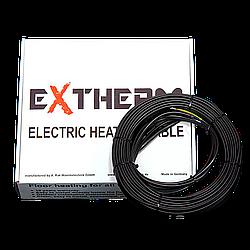 Нагрівальний кабель двожильний Extherm ЄТС ECO 20-1800