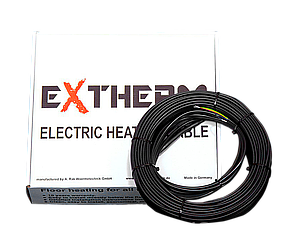 Нагрівальний кабель двожильний Extherm ЄТС ECO 20-2500