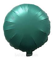 Круг металік (Зелений) 43*43
