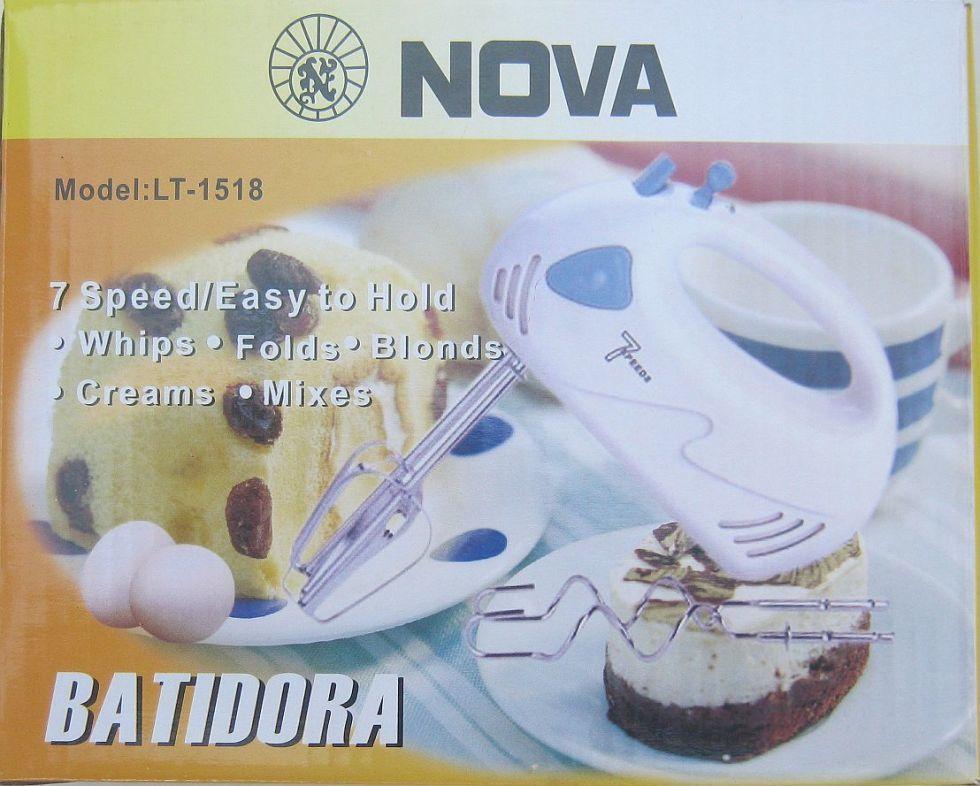 Миксер Nova LT-1518