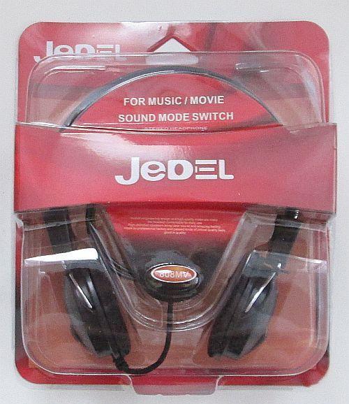 Дротові навушники Jedel