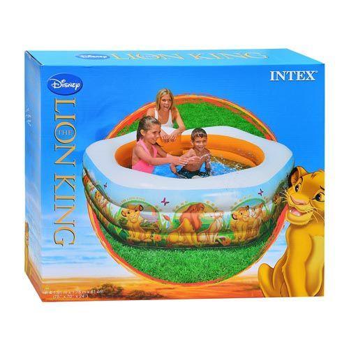 Надувний басейн Intex 57497