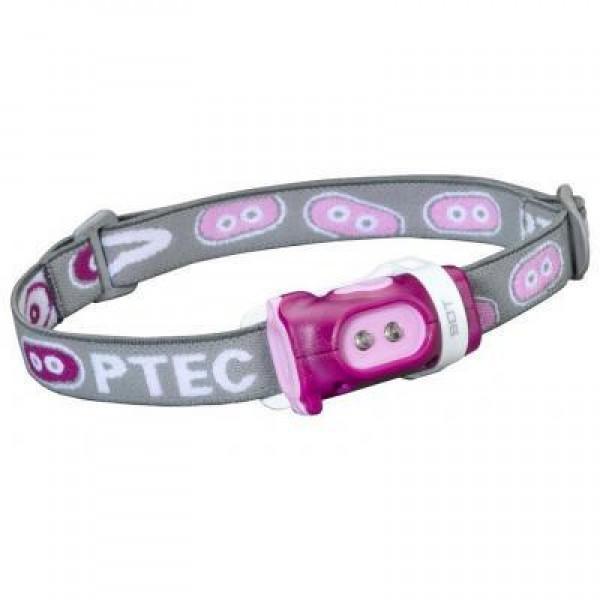Фонарь налобный с эффективной дальностью свечения Princeton Tec BotTurPpl PIN/PTC613 LED Purple/Pink