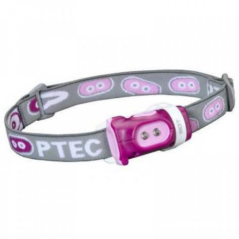 Фонарь налобный с эффективной дальностью свечения Princeton Tec BotTurPpl PIN/PTC613 LED Purple/Pink, фото 2