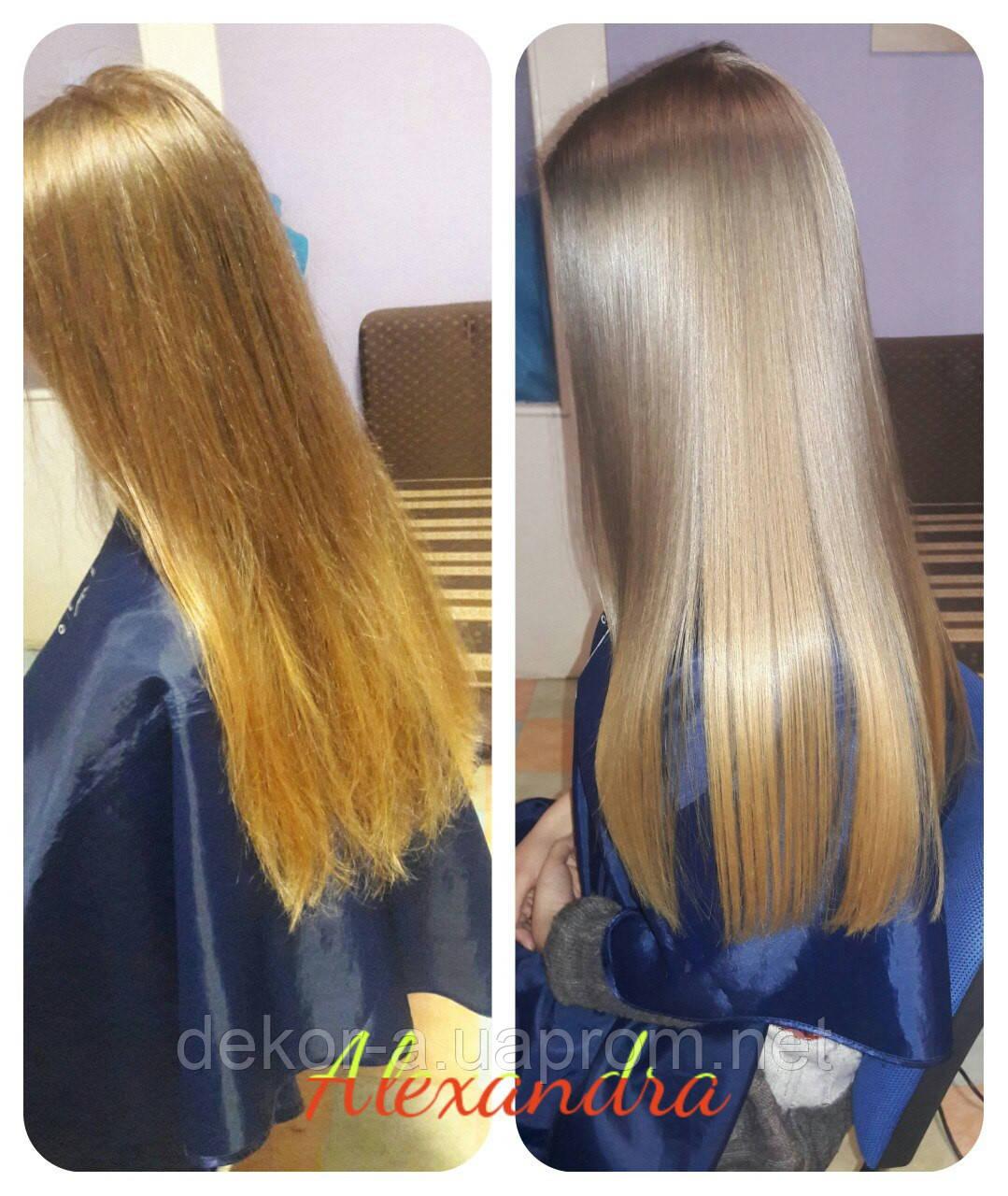 Ботокс для волос h brush botox capilar отзывы