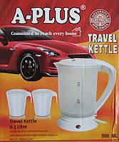 Автомобильный электрический чайник А-Плюс  Ek1518, фото 1