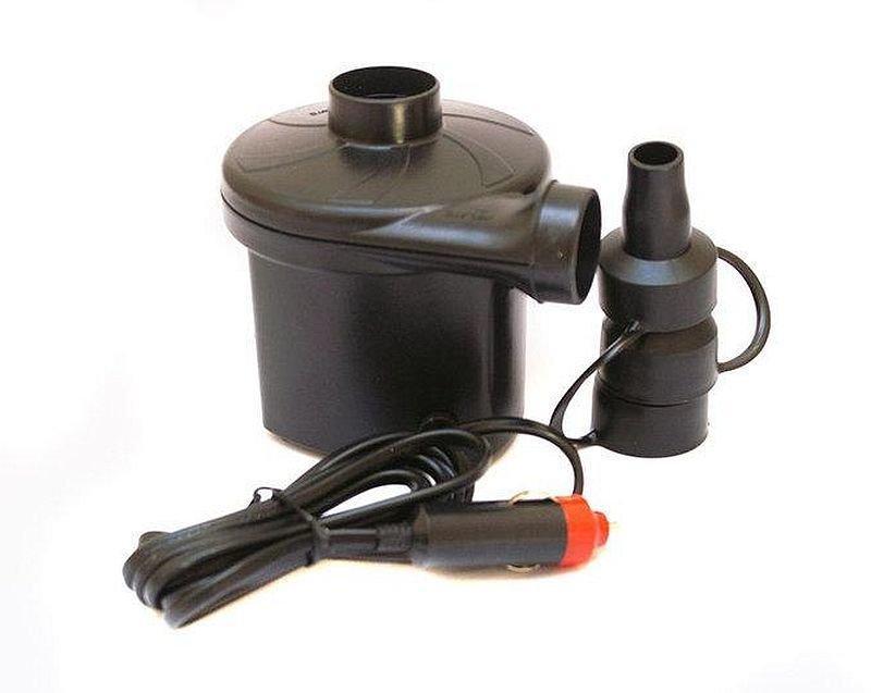 Компресор автомобільний насос для матраців 12V Electric Air Pump Yf-207