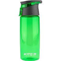 """Пляшка для води """"Kite"""" 550мл K19-401-06 зелена"""