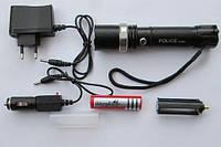 Ліхтар Police BL-8626 10000W (акумулятор, 2 зарядки, упаковка), фото 1