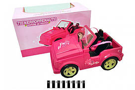 Машина для куклы Барби 311В звук., машинка