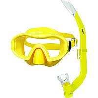 Набор MARES BLENNY (маска+трубка) (Желтый)