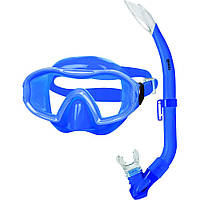 Набор MARES BLENNY (маска+трубка) (Синий)