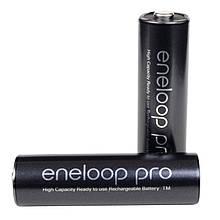 Аккумулятор никель-металлогидридный Ni-MH AA (HR6) Panasonic Eneloop Pro, 1.2V (2500mAh), 4 шт.