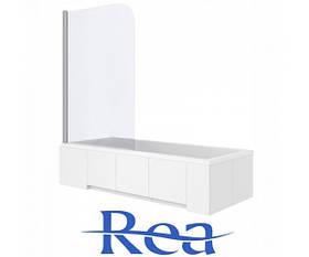 Шторка для ванной Rea TOPAZ 80 REA-W0088