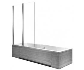 Шторка для ванной Rea AGAT-2 100 REA-W0300