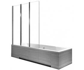 Шторка для ванной Rea AGAT-3 120 REA-W0301