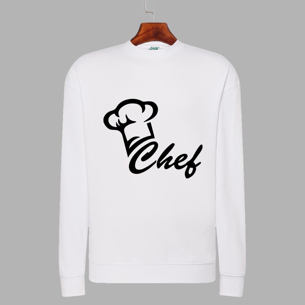 Світшот з принтом Chef 1
