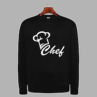 Світшот з принтом Chef 1, фото 2