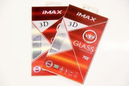 3D Защитное стекло iMax для Apple iPhone 7, iPhone 8 золотое