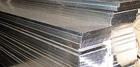 Алюминиевая шина твердая 10х100 мм [МЕТАЛЛОБАЗА] есть марки АД31 и АД0 с порезкой по размерам