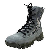 Ботинки MIL-TEC TACTICAL BOOT TWO-ZIP ACU, фото 1