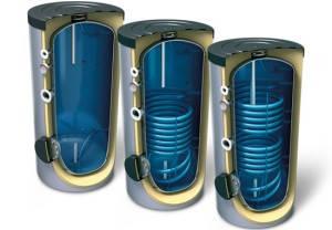 Накопительные баки для систем горячего водоснабжения Tesy