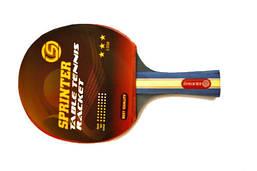 Ракетка для настольного тенниса 3***