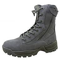 Ботинки MIL-TEC TACTICAL BOOT TWO-ZIP FG, фото 1
