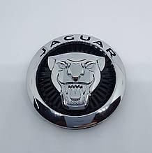 Емблема Jaguar хром 70 мм.
