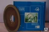 Круг (Тарелка) алмазная 12А2-20° Ф125х6х2х16х32 В2-01 100%