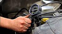 Замер компресии бензинового двигателя