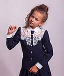 Блузка школьная нарядная 8018, фото 4