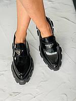 Крутые женские туфли Prada (реплика), фото 1