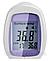 Безконтактний інфрачервоний термометр градусник CK-T1501, фото 6