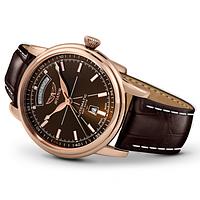 Льотний швейцарський годинник Aviator DOUGLAS DAY DATE V.3.20.2.226.4